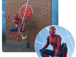 Spider Man Homecoming SH Figuarts Action Figure