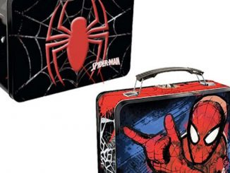 Spider-Man Large Tin Tote