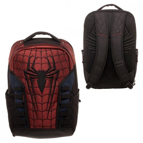 Spider-Man Logo Backpack