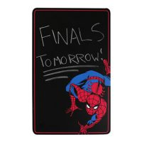 Spider-Man Marvel Comics Chalkboard