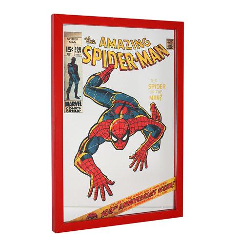 Spider-Man Marvel Comics Mirror