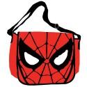Spider-Man Mask Messenger Bag