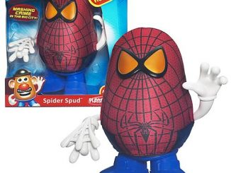 Spider-Man Mr. Potato Head Spider-Spud