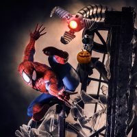 Spider-Man Polystone Statue Legacy Replica 1