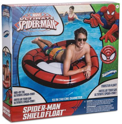Spider-Man Pool Float Box