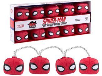 Spider-Man Pop! Party String Lights
