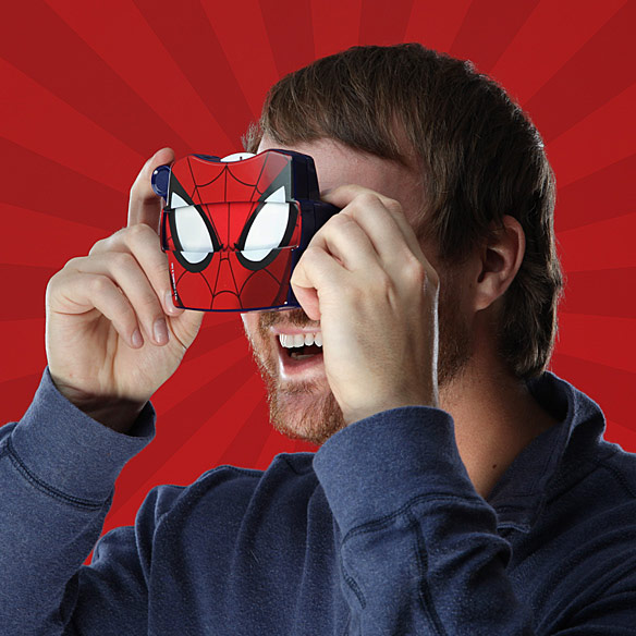 Spider Man Styled ViewMaster