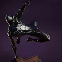 Spider-Man Symbiote Costume Figure