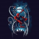 Spider-Man Tangled Web T-Shirt