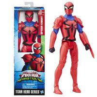Spider-Man Titan Hero Series Spyder Knight 12-Inch Action Figure
