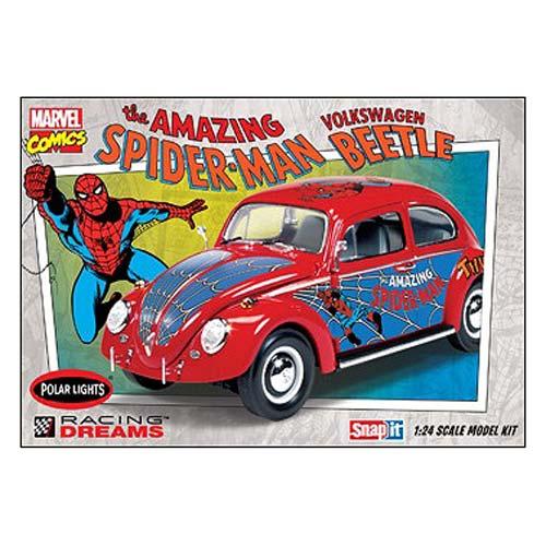 Spider-Man VW Beetle Model Kit