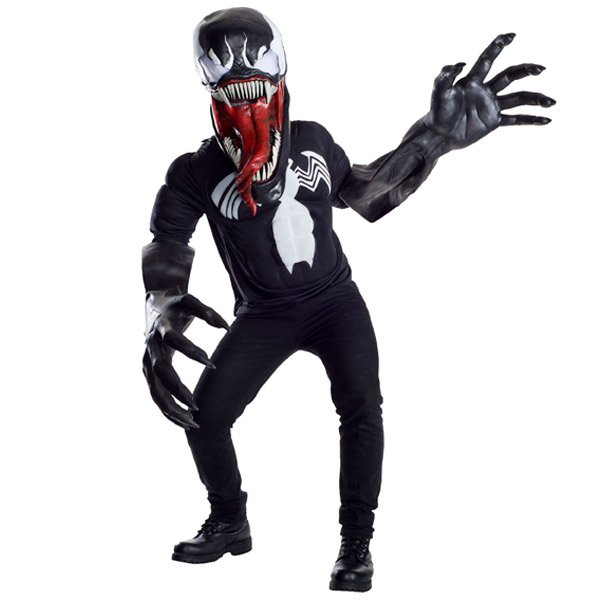 Spider-Man Venom Creature Reacher