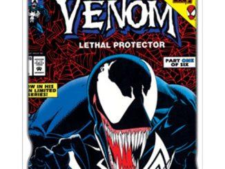 Spider-Man Venom Lethal Protector Throw Blanket