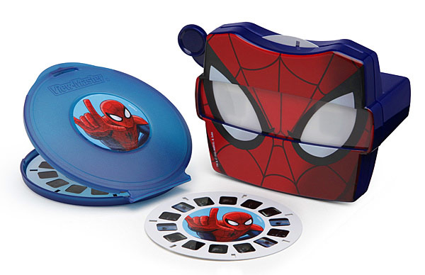 Spider Man ViewMaster