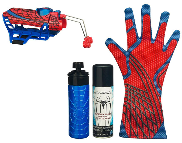 Spider Man Web Shooter