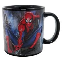 Spider-Man Web Slinger Heat Changing Coffee Mug