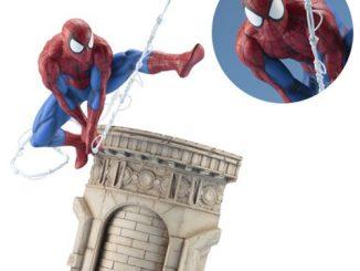 Spider-Man Webslinger ArtFX Statue
