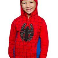 Spider-man Kids Hoodie2