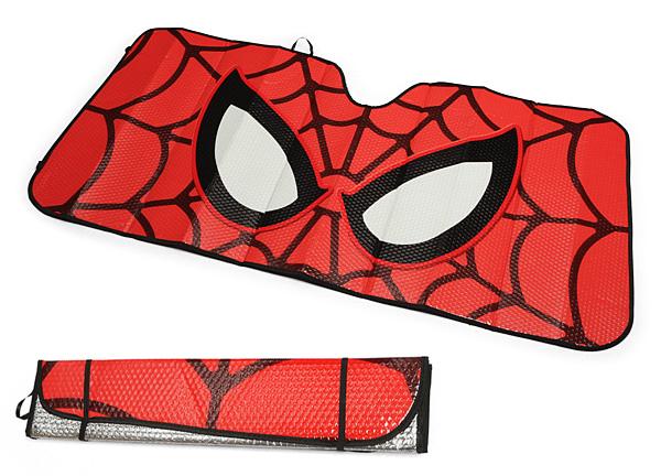 SpiderMan Car Sunshade
