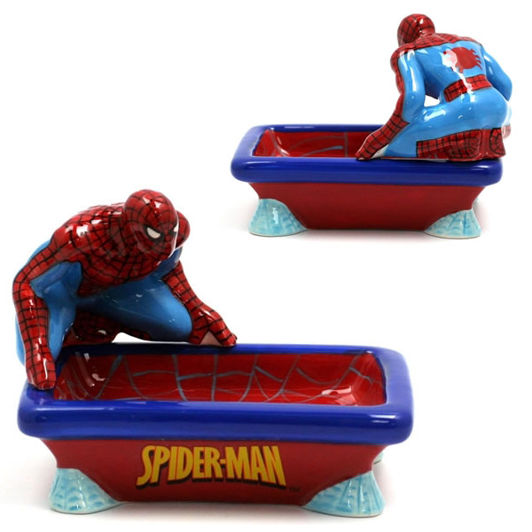 SpiderMan Soap Dish