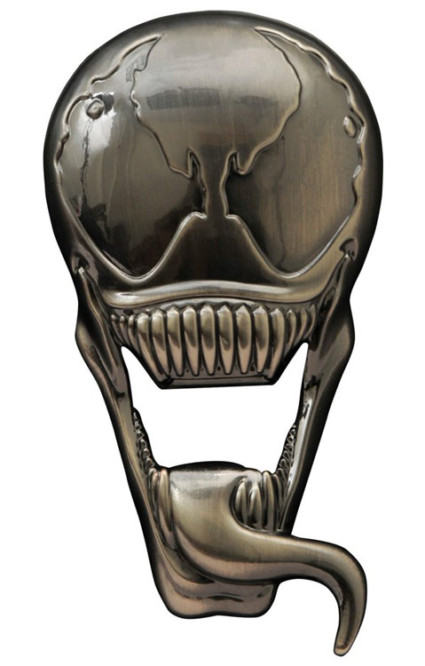 Spiderman Venom Bottle Opener