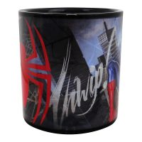 SpiderMan Web Slinger Heat Changing Mug