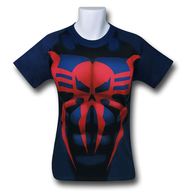 Spiderman 2099 Costume T-Shirt