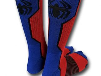 Spiderman Active Crew Socks