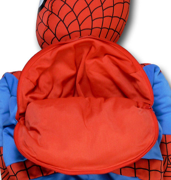 Spiderman Backpack Buddy
