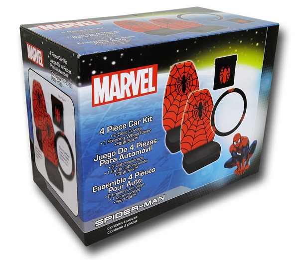 Spiderman Car Combo Pack