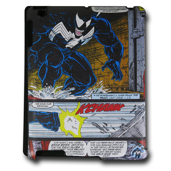 Spiderman Comic Book iPad Cover