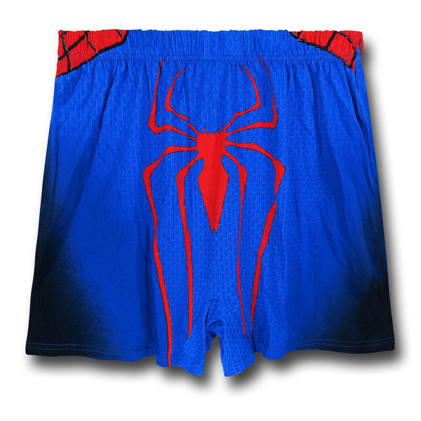 Spiderman Costume Boxer Shorts