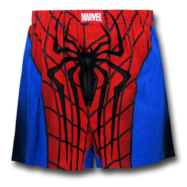 Spiderman Costume Boxers