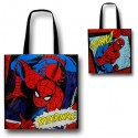 Spiderman Crawler Recycled Shopping Tote