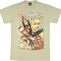 Spiderman Fan Expo Variant T-Shirt