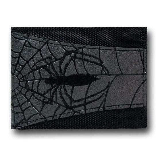 Spiderman Grey Costume BiFold Wallet
