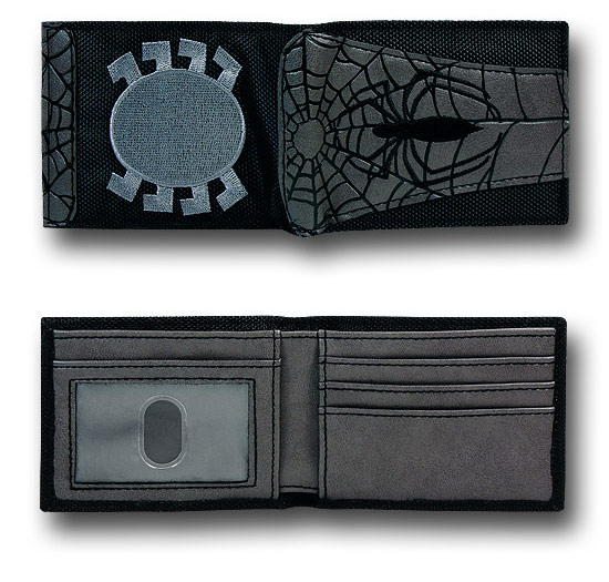 Spiderman Grey Costume Wallet