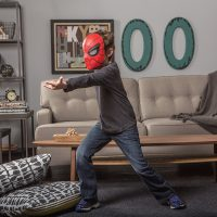 Spiderman Homecoming Mask