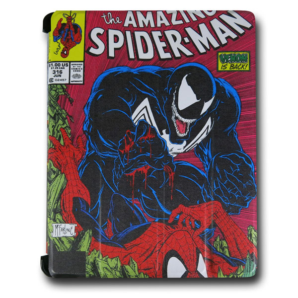 Spiderman Number 316 iPad Cover
