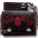 Spiderman Spidey Symbol Chain Wallet