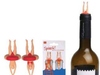 Splash Bottle Stoppers