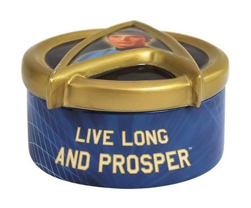 Spock Trinket Box