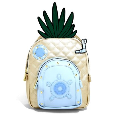 SpongeBob SquarePants Figural Pineapple Mini Backpack