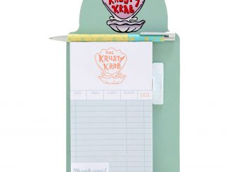 SpongeBob SquarePants Krusty Krab Magnetic Notepad Set