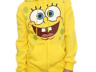 SpongeBob SquarePants Zipper Hoodie