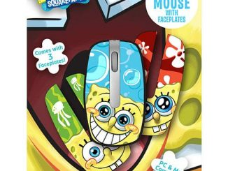 SpongeBob Water Mouse