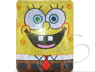 Spongebob Crystallized Swarovski iPad Case
