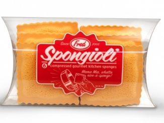 Spongioli Ravioli Kitchen Sponge