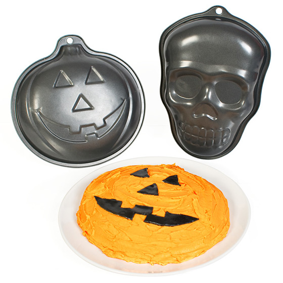 Spooky Cake Tin Set