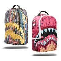SprayGround Shark Pack Backpacks
